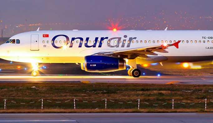 Onur Air Makedonya'nın tatil beldesi Orhid'e uçacak