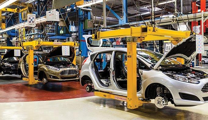 Otomotiv sektörü yeni bir rekor kırdı