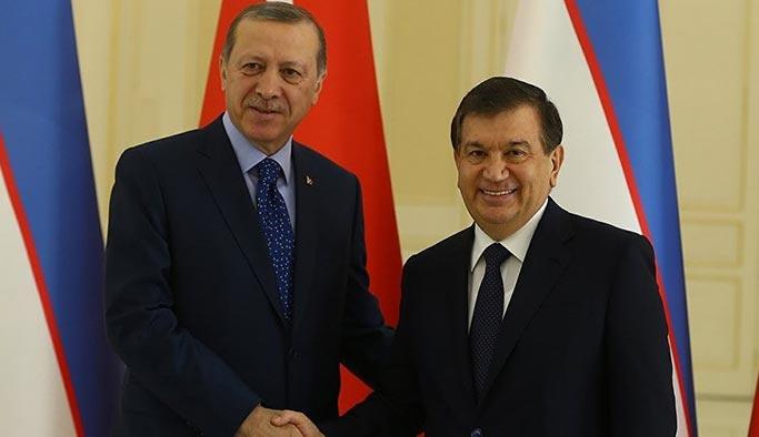 Özbekistan ile dev anlaşma