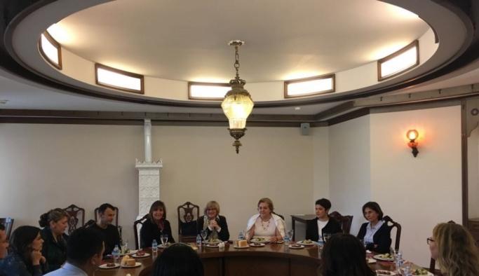 Özbekistan ile Türkiye'nin eğitim tecrübeleri paylaşıldı