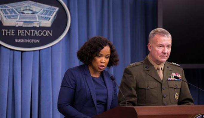 Pentagon'dan Trump'ı 'yok sayan' açıklama