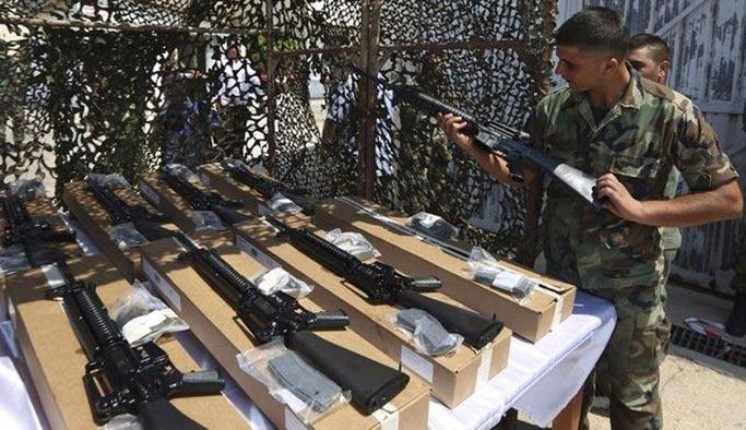 Pentagon PKK için silah talebinde bulundu