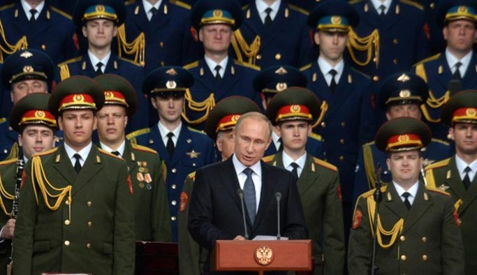 Rus ordusunda yeni tasfiye