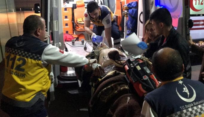 Sakarya'da silahlı kavga: 4 yaralı