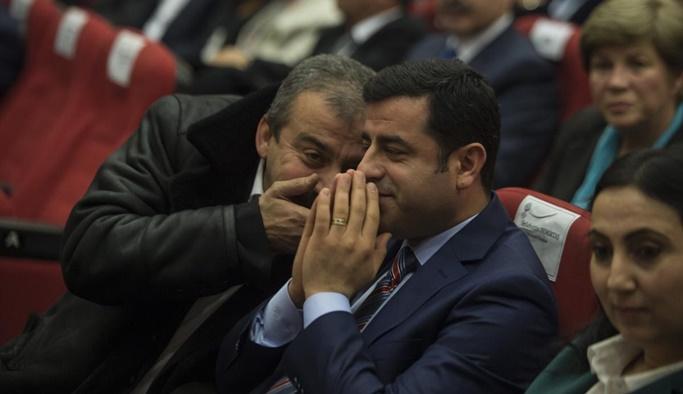 Selahattin Demirtaş ve Sırrı Süreyya Önder'e hapis istemi