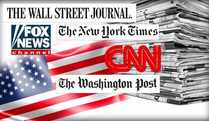 Suriye'ye saldırı Amerikan basınında