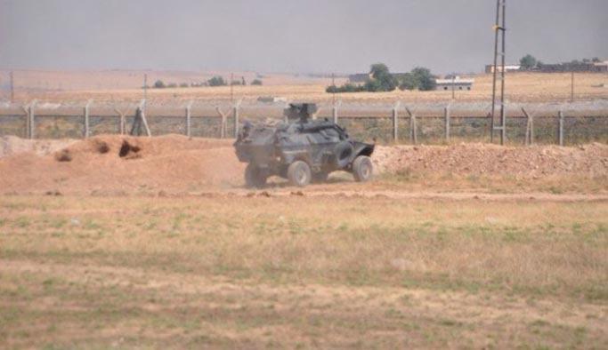 Suriye'den saldıran PKK'lı 3 terörist öldürüldü