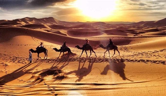 Suudi Arabistan'da '85 bin yıllık' keşif