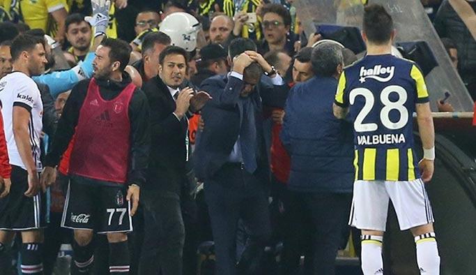 Tatil edilen Fenerbahçe-Beşiktaş derbisi