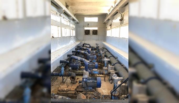 Teröristlerin kestiği suyu Türkiye verdi