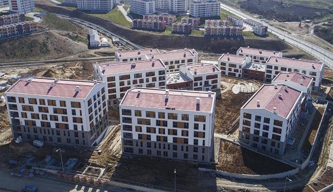 TOKİ'nin 'yatay mimarili konutları' satıldı