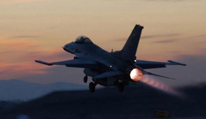 TSK'den Irak'ın kuzeyine hava harekatı
