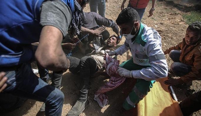 Türkiye'den İsrail'e sert kınama
