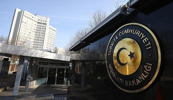 Türkiye'den saldırıya ilk tepki