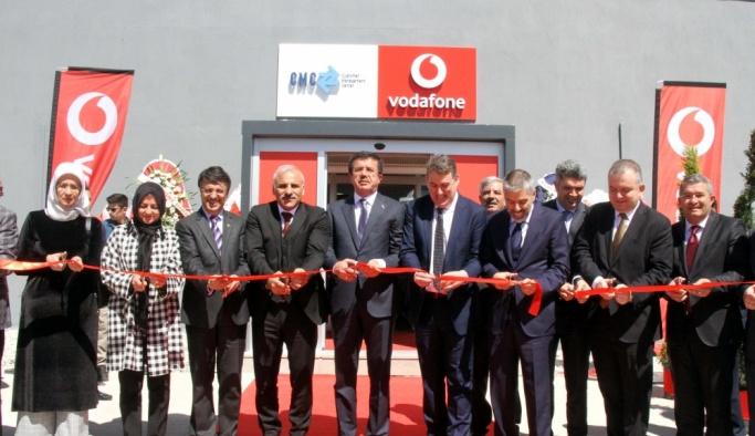 Vodafone Van'da çağrı merkezi açtı