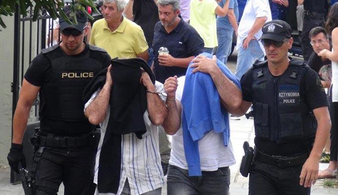 Yunanistan'dan rezalet, serbest bıraktı