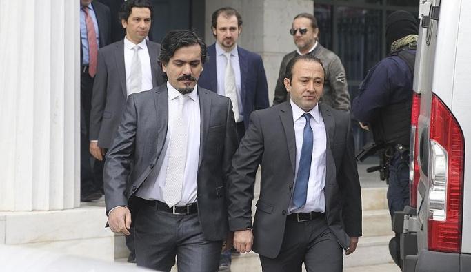 Yunanistan FETÖ üyelerini serbest bırakmaya hazırlanıyor