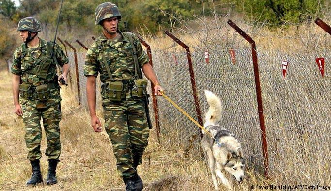 Yunanistan Türkiye sınırına 7 bin asker gönderdi