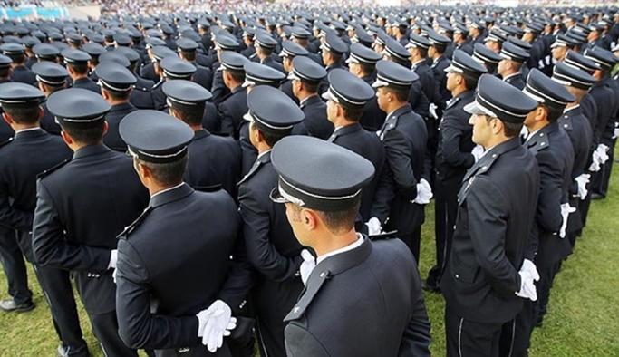 25 bin 500 polis adayı alımı yapılacak