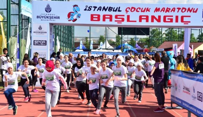 4. İstanbul Çocuk Maratonu