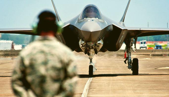 ABD'den skandal hamle! F-35 satışını