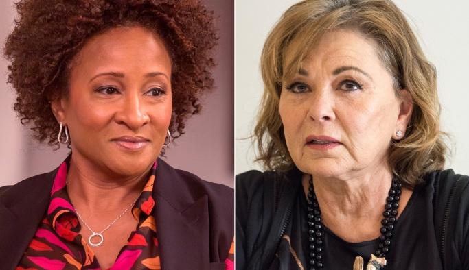 ABD'li ünlü oyuncu Roseanne Barr'dan ırkçı paylaşım