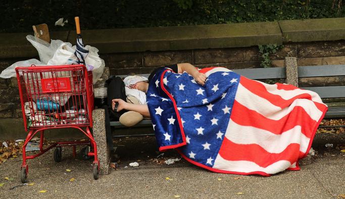 ABD'nin yarısı yaşam mücadelesi veriyor