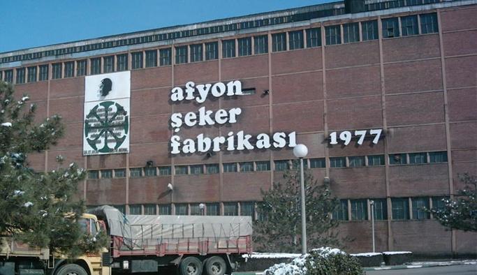 Afyon Şeker Fabrikası satıldı