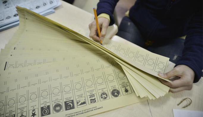 AK Parti'nin yaptırdığı son seçim anketi