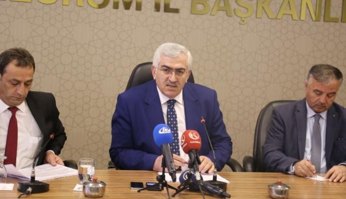 Akdağ, AK Parti'den Erzurum milletvekili aday adayı oldu
