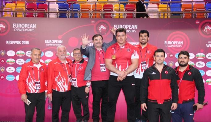 Avrupa Güreş Şampiyonası