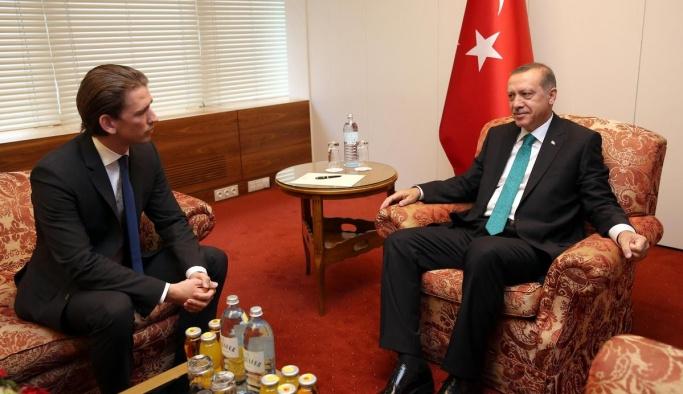 Avusturya'dan küstah Türkiye çağrısı
