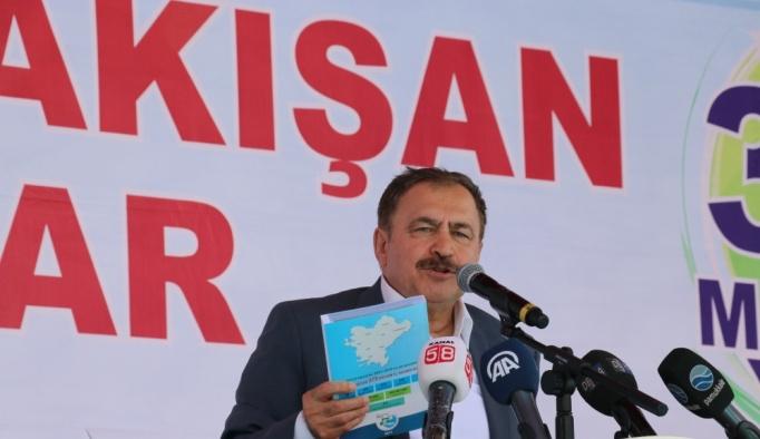 Bakanlar Zeybekci ve Eroğlu Denizli'de