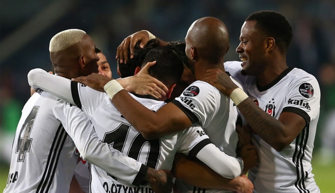 Beşiktaş, Osmanlıspor'u ateş hattına attı