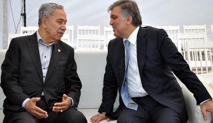 Bülent Arınç'tan Abdullah Gül'e adaylık sitemi