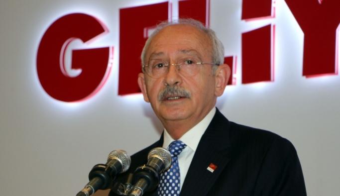 CHP Genel Başkanı Kemal Kılıçdaroğlu (1):