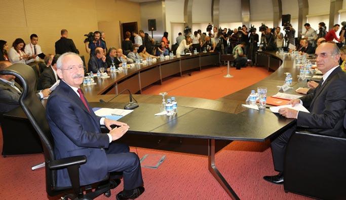 CHP 'olmayan aday'ı açıklama kararı aldı