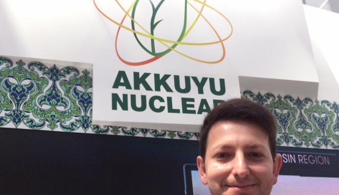Cuma- Türkiye'nin nükleer mühendisleri görev için hazırlanıyor