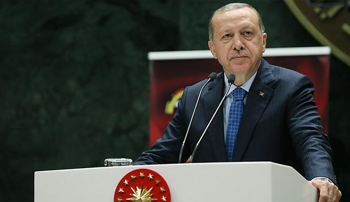 Erdoğan, İsrail'in yaptığı bir soykırımdır