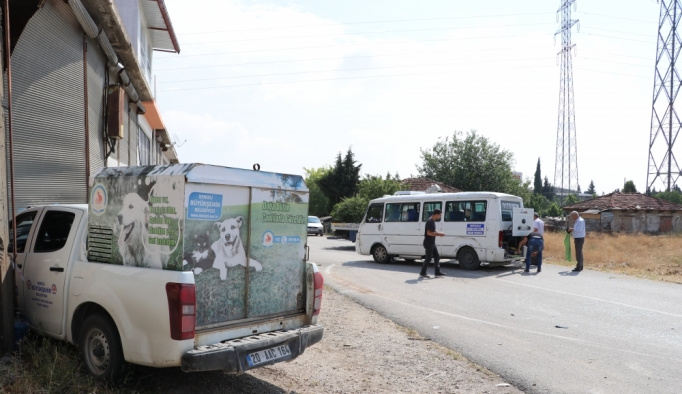 Denizli'de trafik kazası: 8 yaralı