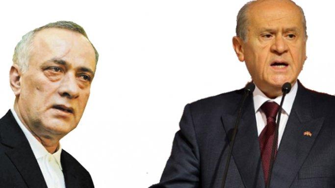 Bahçeli, Ankara İl Başkanını Alaattin Çakıcı'ya gönderdi