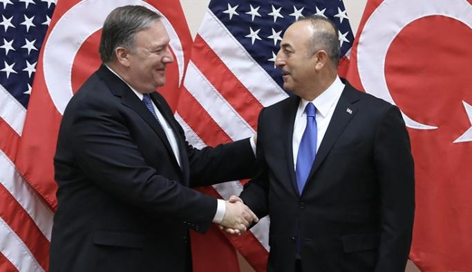 Dışişleri Bakanı Çavuşoğlu, ABD Dışişleri Bakanı Pompeo ile 4 Haziran'da görüşecek