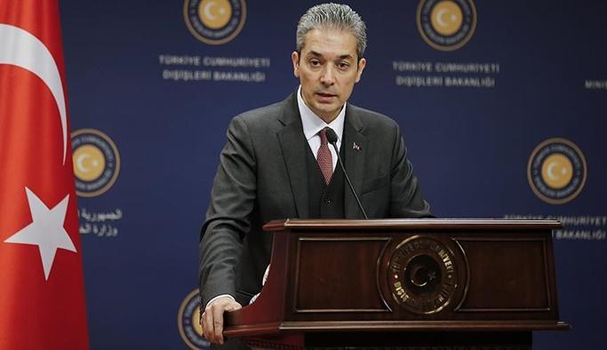 Dışişleri'nden Çavuşoğlu-Pompeo görüşmesi açıklama