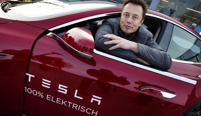 Elon Musk, Tesla için Türkiye'ye geliyor