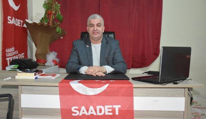 Erdoğan'a destek için SP'den istifa etti