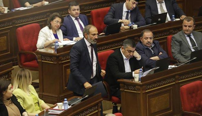 Ermenistan'da muhalefet terörü