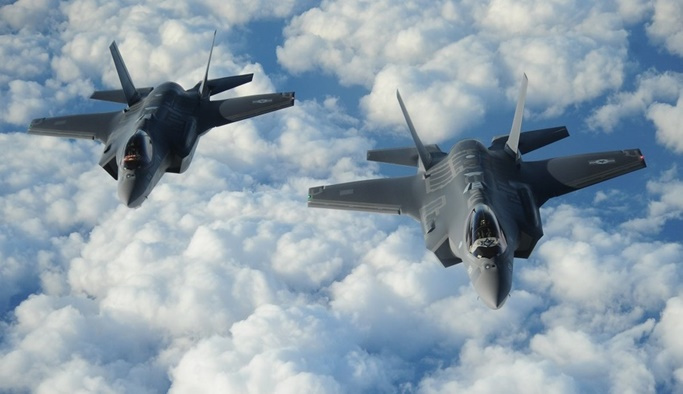 Türkiye'den F-35 yasağına ilk tepki: Karşılık veririz