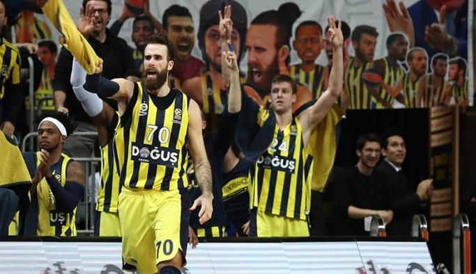 Fenerbahçe Doğuş, finale yükseldi