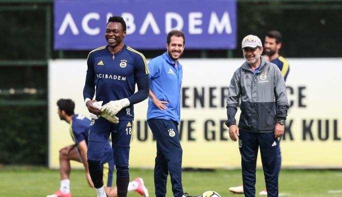 Fenerbahçe'de Atiker Konyaspor maçı hazırlıkları