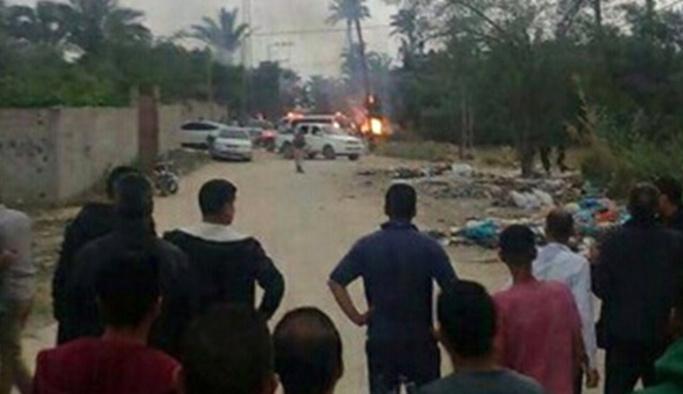 Gazze'de patlama: 6 kişi öldü